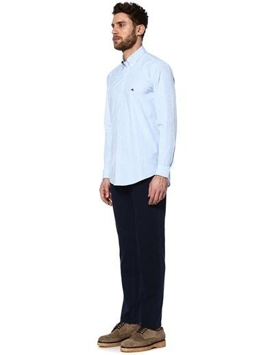 Desenli Uzun Kollu Gömlek-Etro